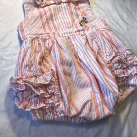3-6 Month Summer Romper